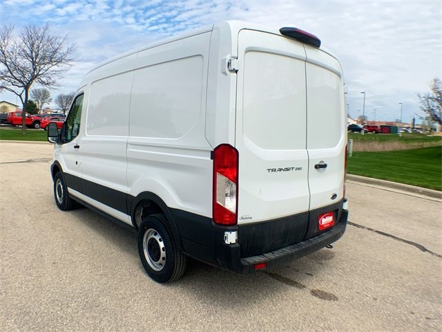 2019 Transit 250 Med Roof 4x2,  Empty Cargo Van #19F300 - photo 10