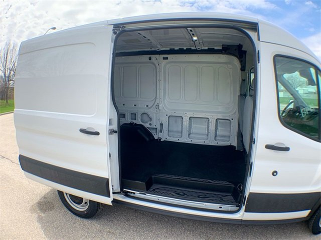 2019 Transit 250 Med Roof 4x2,  Empty Cargo Van #19F300 - photo 4