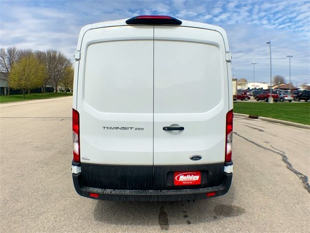 2019 Transit 250 Med Roof 4x2,  Empty Cargo Van #19F300 - photo 7