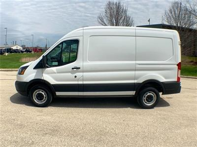 2019 Transit 250 Med Roof 4x2,  Empty Cargo Van #19F300 - photo 3