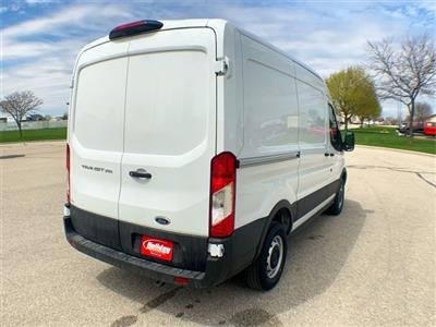 2019 Transit 250 Med Roof 4x2,  Empty Cargo Van #19F300 - photo 9