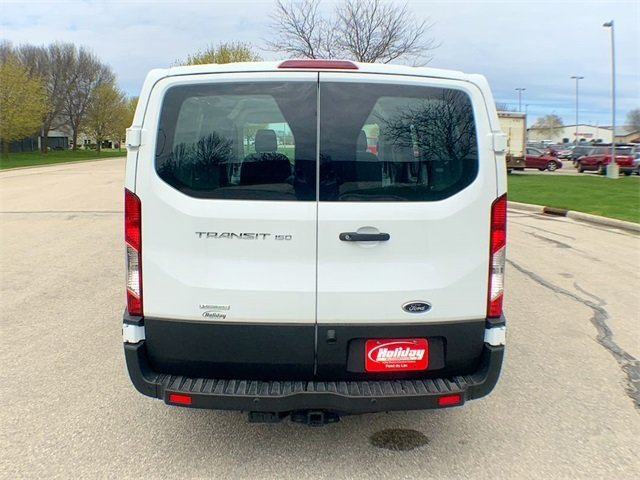 2019 Transit 150 Low Roof 4x2,  Empty Cargo Van #19F304 - photo 10