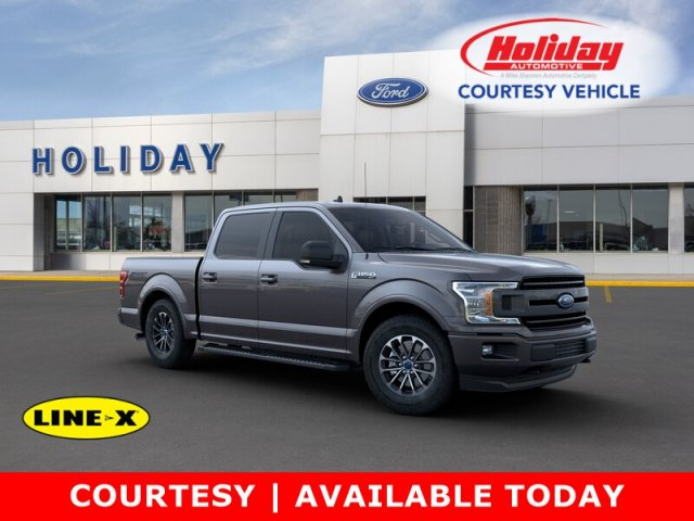 2019 F-150 SuperCrew Cab 4x4,  Pickup #19F313 - photo 3