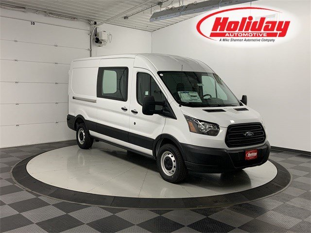 2019 Transit 250 Med Roof 4x2,  Empty Cargo Van #19F344 - photo 1