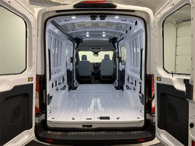 2019 Transit 250 Med Roof 4x2,  Empty Cargo Van #19F344 - photo 9