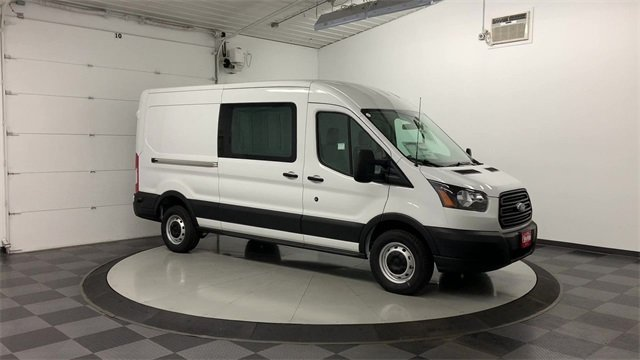 2019 Transit 250 Med Roof 4x2,  Empty Cargo Van #19F344 - photo 23