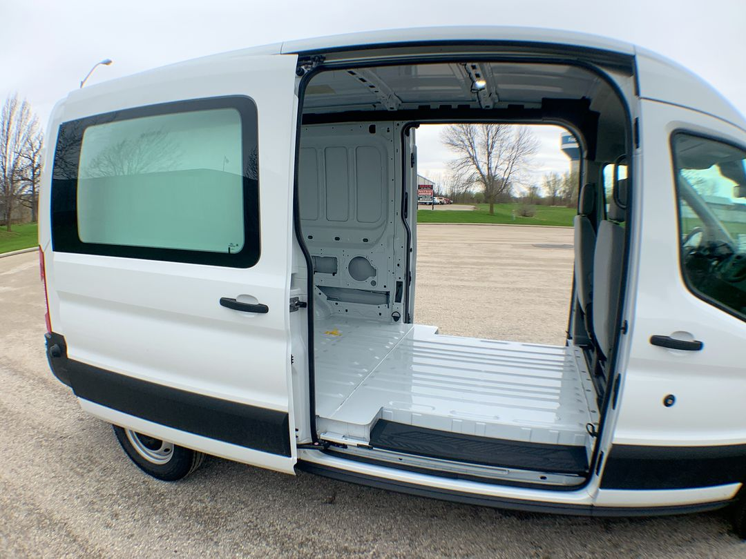 2019 Transit 250 Med Roof 4x2,  Empty Cargo Van #19F344 - photo 37