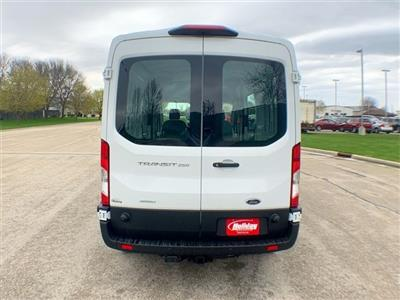 2019 Transit 250 Med Roof 4x2,  Empty Cargo Van #19F344 - photo 7