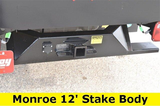 2019 F-450 Regular Cab DRW 4x2,  Monroe Work-A-Hauler II Stake Bed #19F355 - photo 13