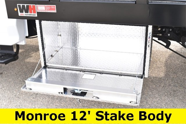 2019 F-450 Regular Cab DRW 4x2, Monroe Work-A-Hauler II Stake Bed #19F355 - photo 15