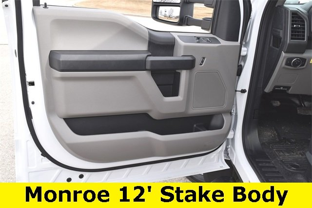 2019 F-450 Regular Cab DRW 4x2,  Monroe Stake Bed #19F355 - photo 17