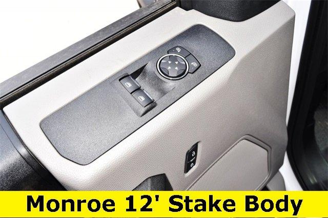 2019 F-450 Regular Cab DRW 4x2,  Monroe Stake Bed #19F355 - photo 18