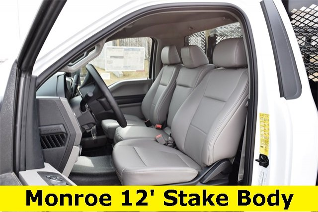 2019 F-450 Regular Cab DRW 4x2,  Monroe Stake Bed #19F355 - photo 19