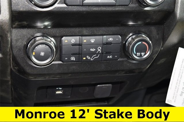 2019 F-450 Regular Cab DRW 4x2,  Monroe Work-A-Hauler II Stake Bed #19F355 - photo 22