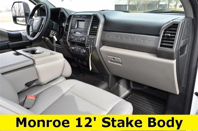 2019 F-450 Regular Cab DRW 4x2,  Monroe Stake Bed #19F355 - photo 4
