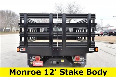 2019 F-450 Regular Cab DRW 4x2,  Monroe Work-A-Hauler II Stake Bed #19F355 - photo 9