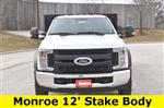2019 F-450 Regular Cab DRW 4x2, Monroe Work-A-Hauler II Stake Bed #19F355 - photo 12