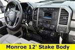 2019 F-450 Regular Cab DRW 4x2,  Monroe Work-A-Hauler II Stake Bed #19F355 - photo 20