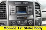 2019 F-450 Regular Cab DRW 4x2,  Monroe Work-A-Hauler II Stake Bed #19F355 - photo 21