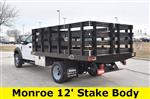 2019 F-450 Regular Cab DRW 4x2, Monroe Work-A-Hauler II Stake Bed #19F355 - photo 8