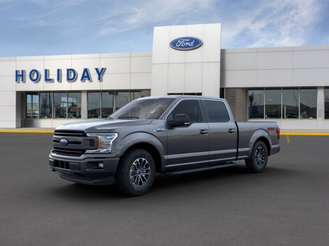 2019 F-150 SuperCrew Cab 4x4, Pickup #19F358 - photo 1