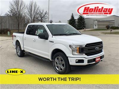 2019 F-150 SuperCrew Cab 4x4,  Pickup #19F359 - photo 1