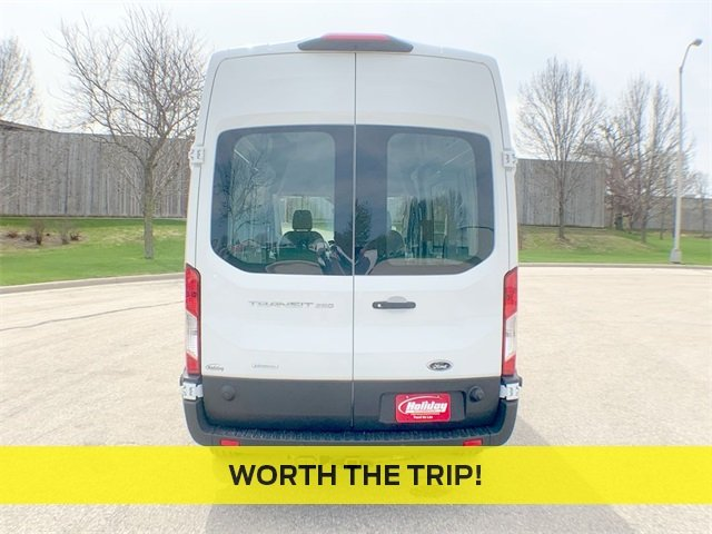 2019 Transit 250 High Roof 4x2,  Empty Cargo Van #19F371 - photo 12