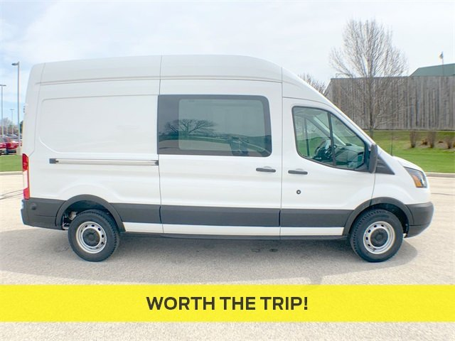 2019 Transit 250 High Roof 4x2,  Empty Cargo Van #19F371 - photo 14