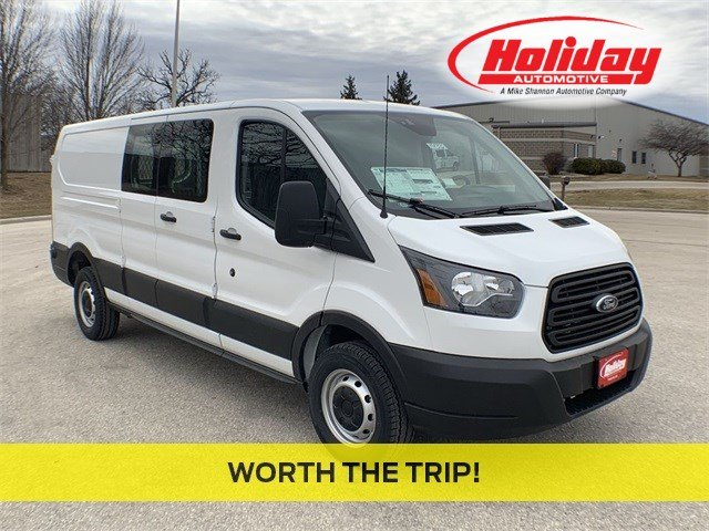 2019 Transit 250 Low Roof 4x2,  Empty Cargo Van #19F372 - photo 1