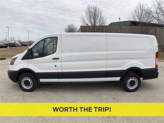 2019 Transit 250 Low Roof 4x2,  Empty Cargo Van #19F372 - photo 3