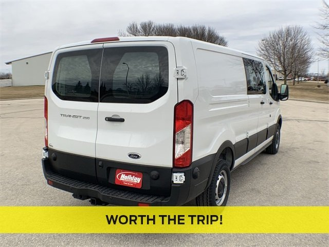 2019 Transit 250 Low Roof 4x2,  Empty Cargo Van #19F372 - photo 12