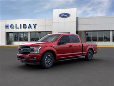 2019 F-150 SuperCrew Cab 4x4,  Pickup #19F373 - photo 5