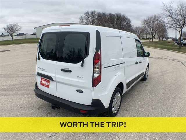 2019 Transit Connect 4x2,  Empty Cargo Van #19F388 - photo 9