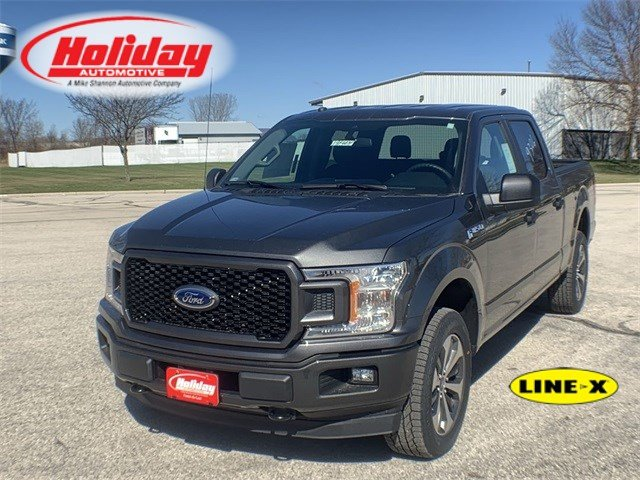 2019 F-150 SuperCrew Cab 4x4,  Pickup #19F404 - photo 1