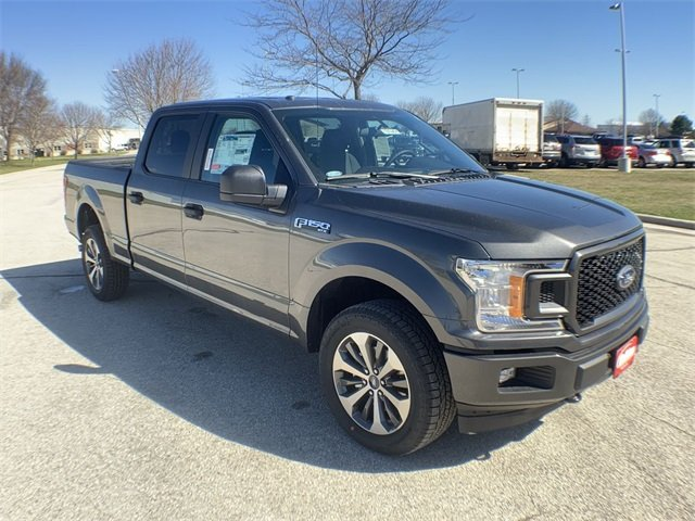2019 F-150 SuperCrew Cab 4x4,  Pickup #19F404 - photo 11