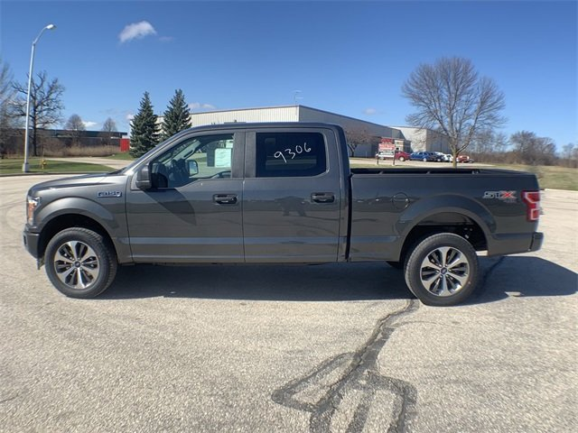 2019 F-150 SuperCrew Cab 4x4,  Pickup #19F404 - photo 3