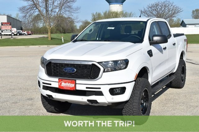2019 Ranger SuperCrew Cab 4x4,  Pickup #19F461 - photo 3