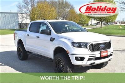 2019 Ranger SuperCrew Cab 4x4,  Pickup #19F461 - photo 1