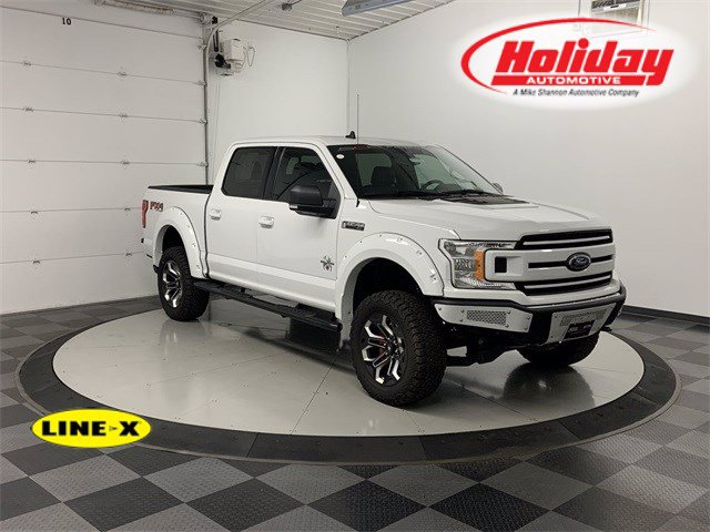 2019 F-150 SuperCrew Cab 4x4,  Pickup #19F481 - photo 1