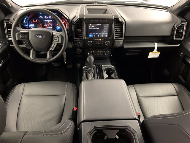 2019 F-150 SuperCrew Cab 4x4,  Pickup #19F481 - photo 3