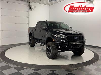 2019 Ranger SuperCrew Cab 4x4, Pickup #19F493 - photo 1