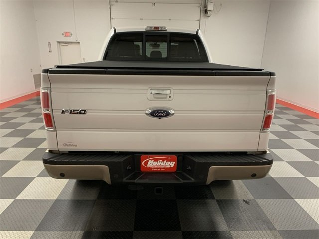 2014 F-150 SuperCrew Cab 4x4,  Pickup #19F542B - photo 10