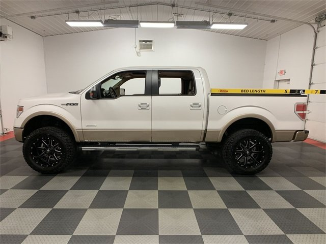 2014 F-150 SuperCrew Cab 4x4,  Pickup #19F542B - photo 2
