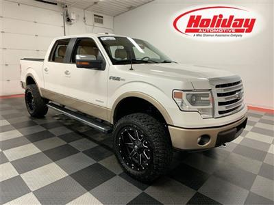 2014 F-150 SuperCrew Cab 4x4,  Pickup #19F542B - photo 1