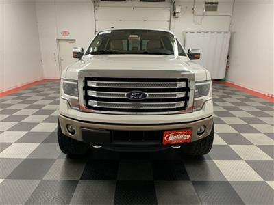 2014 F-150 SuperCrew Cab 4x4,  Pickup #19F542B - photo 12