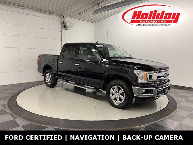 2019 F-150 SuperCrew Cab 4x4,  Pickup #19F550 - photo 1