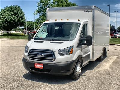 2019 Transit 350 HD DRW 4x2,  Rockport Cargoport Cutaway Van #19F559 - photo 1