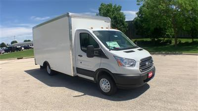 2019 Transit 350 HD DRW 4x2,  Rockport Cargoport Cutaway Van #19F559 - photo 3