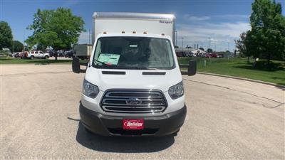 2019 Transit 350 HD DRW 4x2,  Rockport Cargoport Cutaway Van #19F559 - photo 4