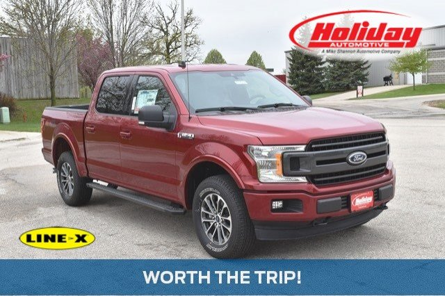 2019 F-150 SuperCrew Cab 4x4,  Pickup #19F565 - photo 1